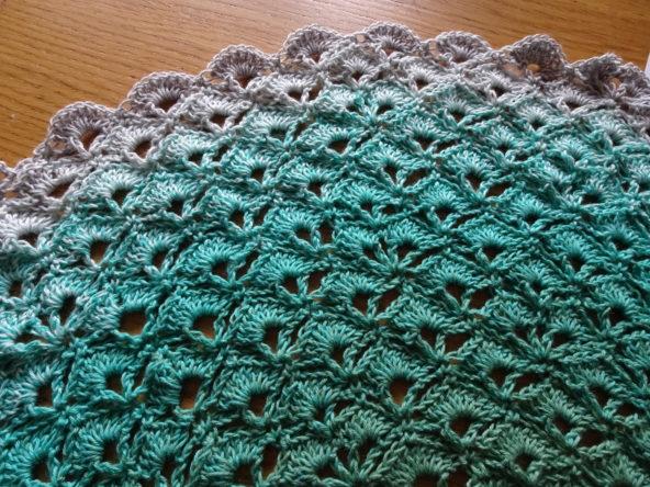 Crochet Vlog 020319 Lotus Flower Blanket Bluecherub Crochet